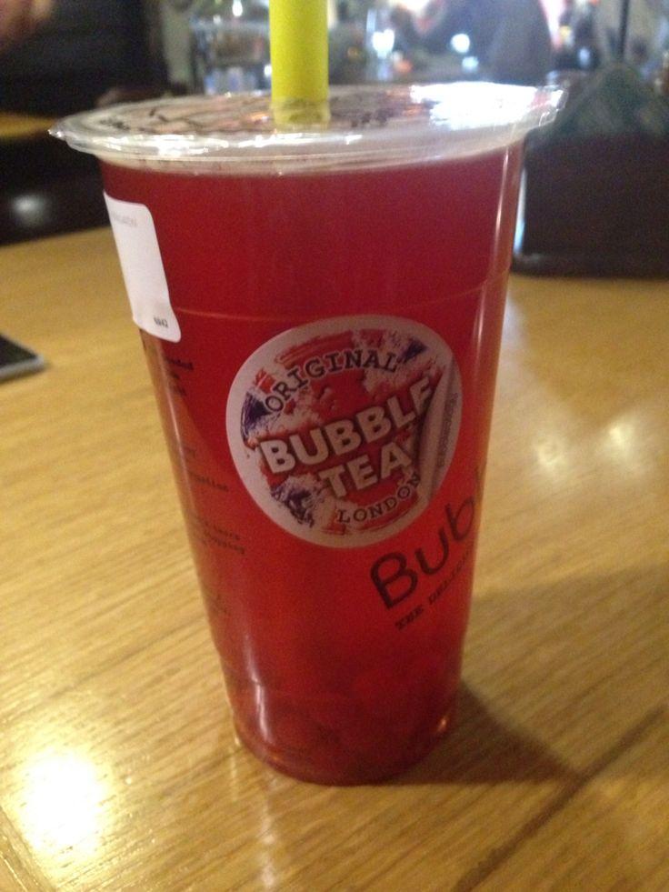 Moje Dnešní Malinový Bubbleology/My Today's Raspberry Bubbleology(28.2.2015)
