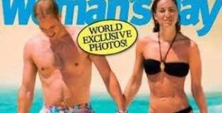 William e Kate Middleton: foto rubate durante la loro luna di miele