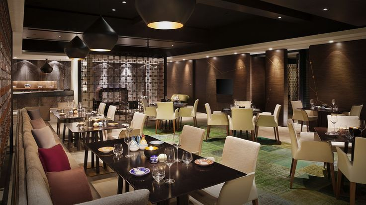 Primavera Restaurant, Ritz Carlton-Manama, Bahrain