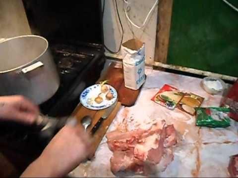 как приготовить маринад для копчение мяса