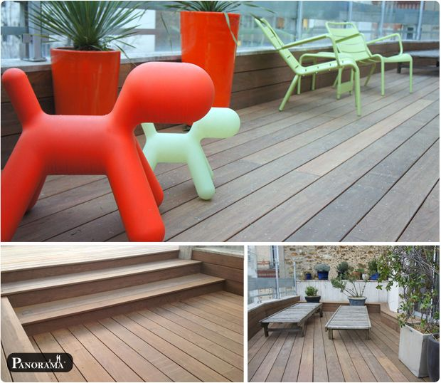 10+ ideas about Terrasse Bois Exotique on Pinterest  Décor de mur de