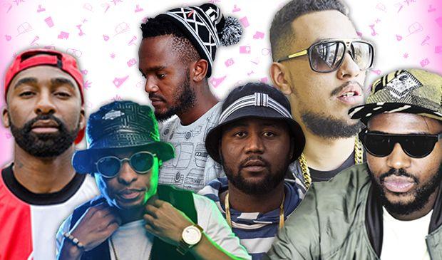 Kronikles Hip hop