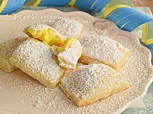 BUGIE AL FORNO con crema pasticcera ricetta facile e veloce