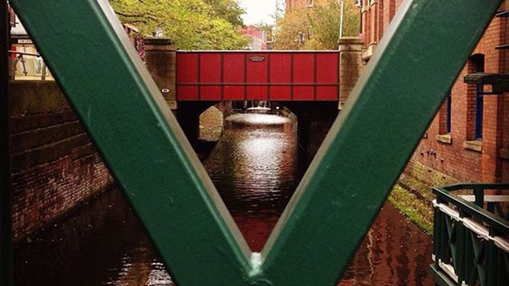 THE VIEW FROM: Manchester - Manchester Canal  Our point of view biases our observation, consciously and unconsciously. You cannot understand the view without the point of view.