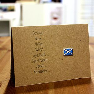 79 best burns supper images on pinterest burns supper robert are you interested in our handmade scottish greetings card with our personalised scottish flag card you need look no further m4hsunfo