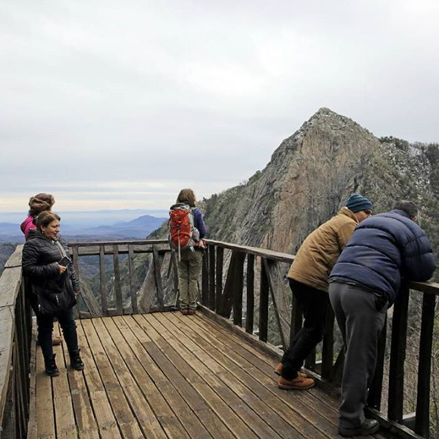 #TurismoSanClemente    MIRADOR ANTUMAHUIDA.  Reserva Nacional Altos de Lircay 🌄🍃🌳 #mirador #turismo #aventura #naturaleza #sanclemente #maule #RinconesDeChile #nature #tourism #instagram