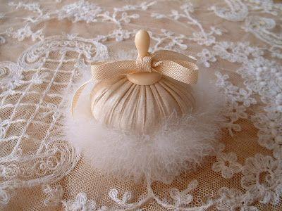 powder puff. the ultimate vintage dresser table item.