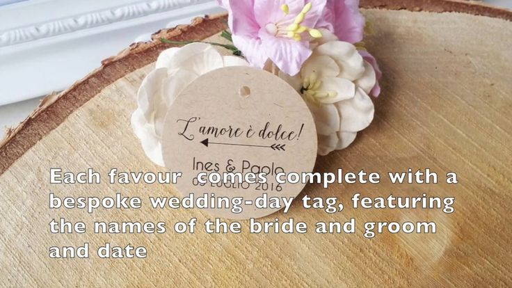 Best 25+ Italian wedding favors ideas on Pinterest ...