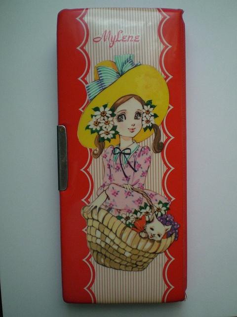 Mylene pencil case | Flickr - Photo Sharing!