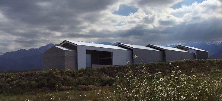 Casa De Uco Winery / Alberto Tonconogy y Asociados