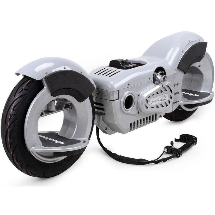 MotoTec Wheelman V2 50cc Gas Powered Skateboard