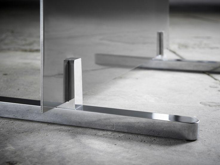 Quadro branco magnético de vidro Coleção Mood by Lintex