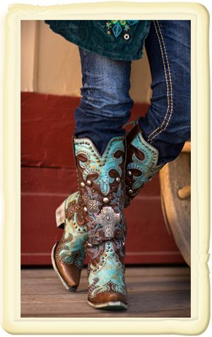 Double D Ranch by Lane Boots from Smith and Western