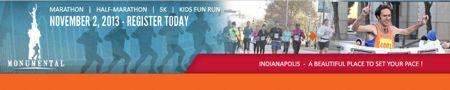 RunnersWeb  Athletics: Indianapolis Monumental Marathon to reach RECORD 13,000 participants