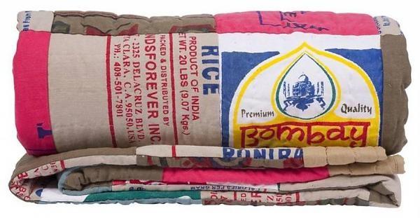 HK-living quilt rijstzakken 1-persoons