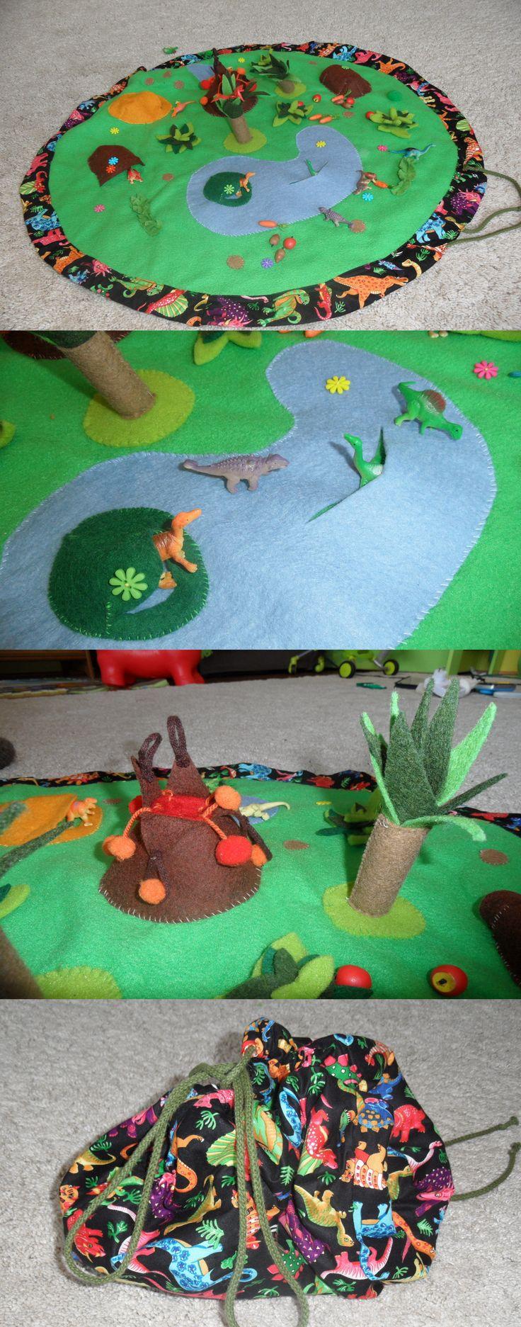 Dinosaur play mat by HobbiZsó