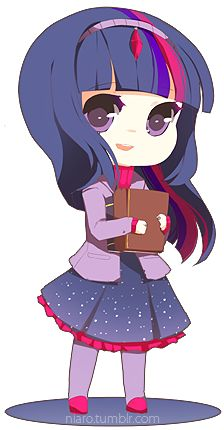 Human Twilight Sparkle Anime