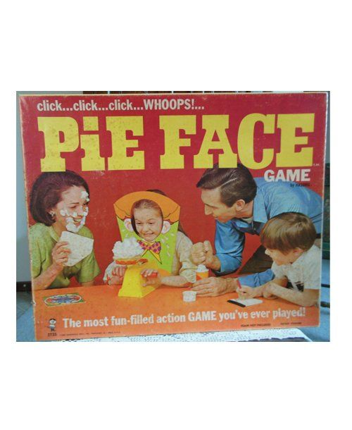 pie face game hasbro. day 1 momme goes sugarfree pie face gamekid game hasbro