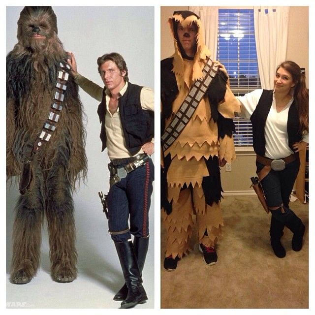 how to make a wookie costume