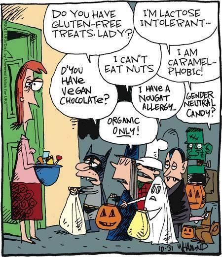 LOL @ gender neutral candy.  Fall & Halloween Addict  Pinterest  Middl...