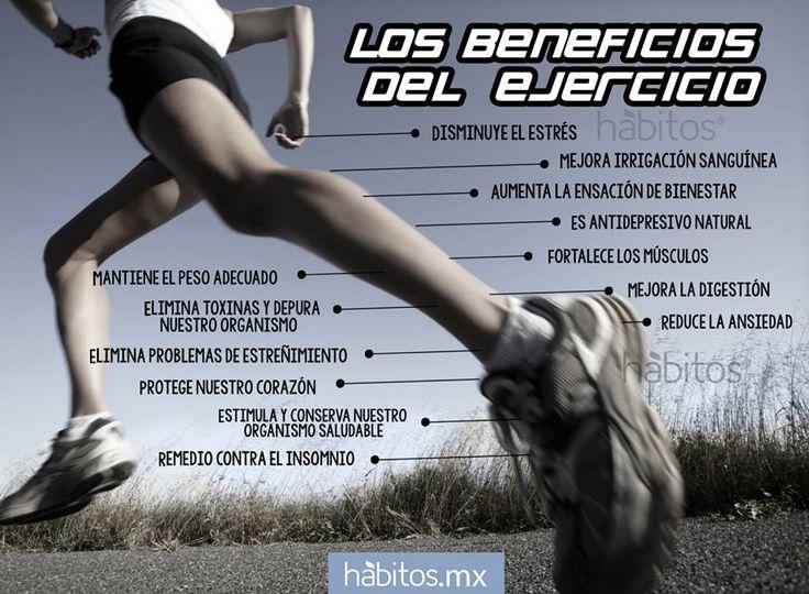 Hábitos Health Coaching | BENEFICIOS DE HACER EJERCICIO
