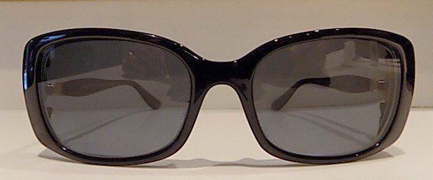 Bvlgari 8099-BX Prescription Sunglasses 901/B8G Black with Case