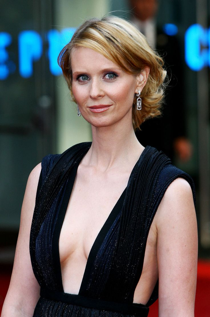 Cynthia Nixon Nude Photos 12