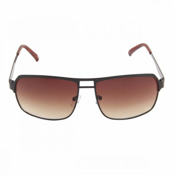 Funky Boys FB-3073-C4 Brown Square Sunglass For Unisex  #FunkyBoys #SquareSunglass #Sunglasses #FunkyBoysSunglasses
