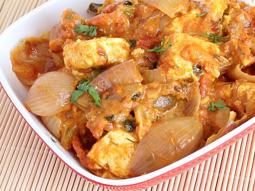 Making restaurant style paneer do pyaza at home is easy once you find what ingredients go in to its making and know steps which combine them in to spicy sabzi. This paneer do pyaza recipe makes cooking paneer onion curry a simple affair.