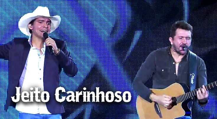 Jads & Jadson - Jeito Carinhoso (DVD É DIVINO)