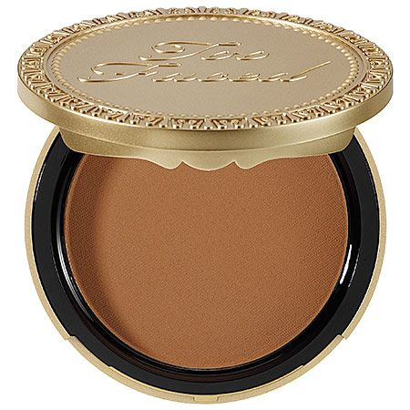 Chocolate Soleil - Matte bronzing powder - Too Faced