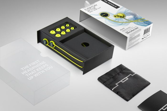 Relays packaging by Sindre Klepp at Coroflot.com