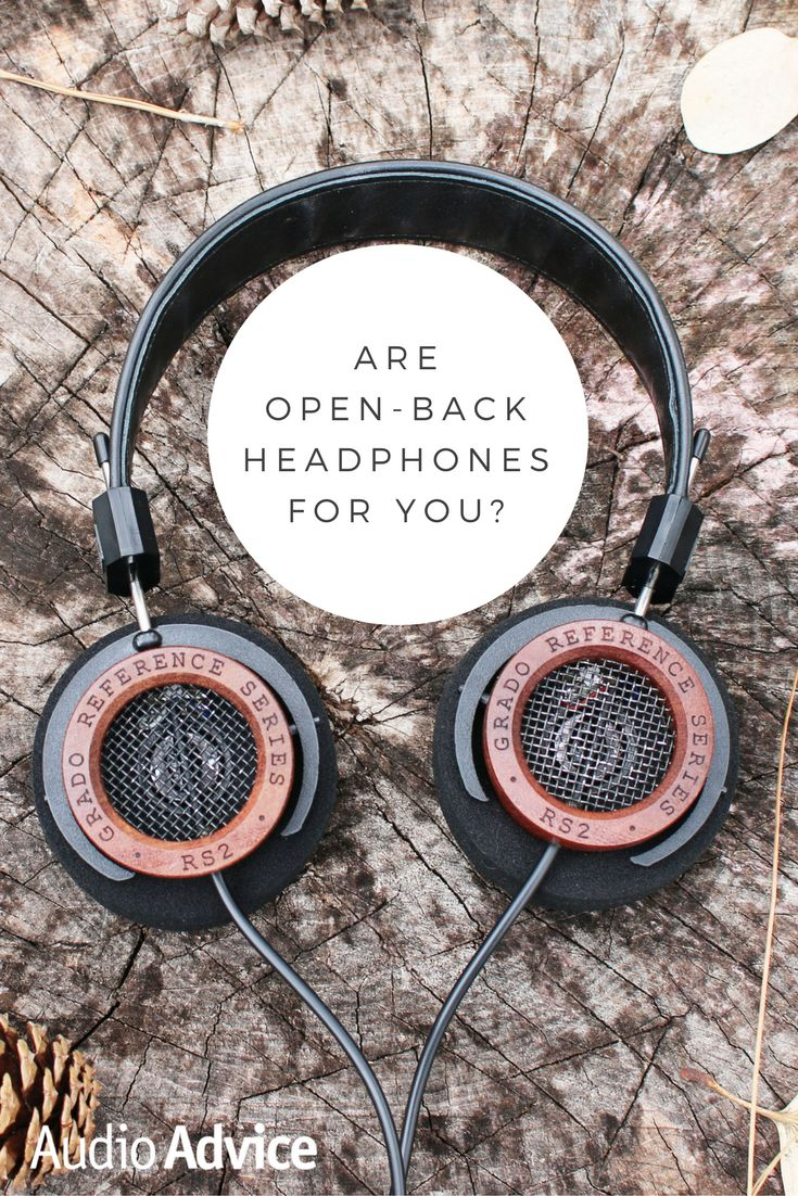 Trying to decide between open-back and closed-back headphones? Before making a decision, it makes sense to get a handle on the benefits and drawbacks of each. Basically, you need to be thinking about two things: where you listen to your music and how you like to experience it.