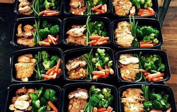 meal prep maaltijden voorbereiden