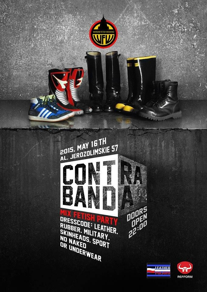 Contrabanda Mix Party