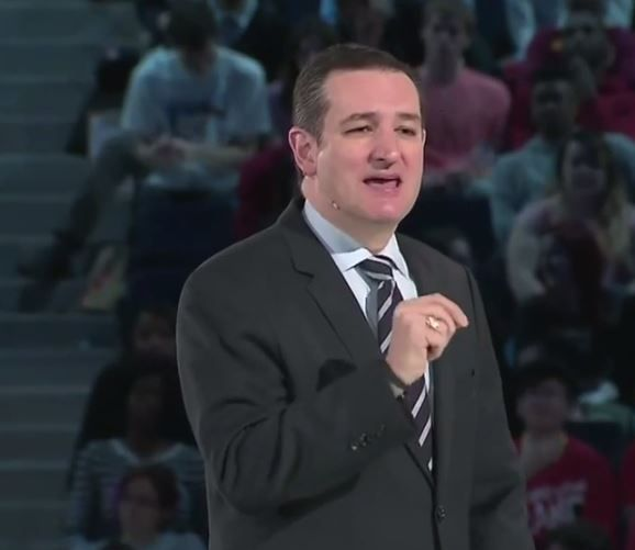 Ted Cruz Launches His 2016 Campaign By Proclaiming God Wants You To Have No Healthcare |via`tko PoliticusUSA