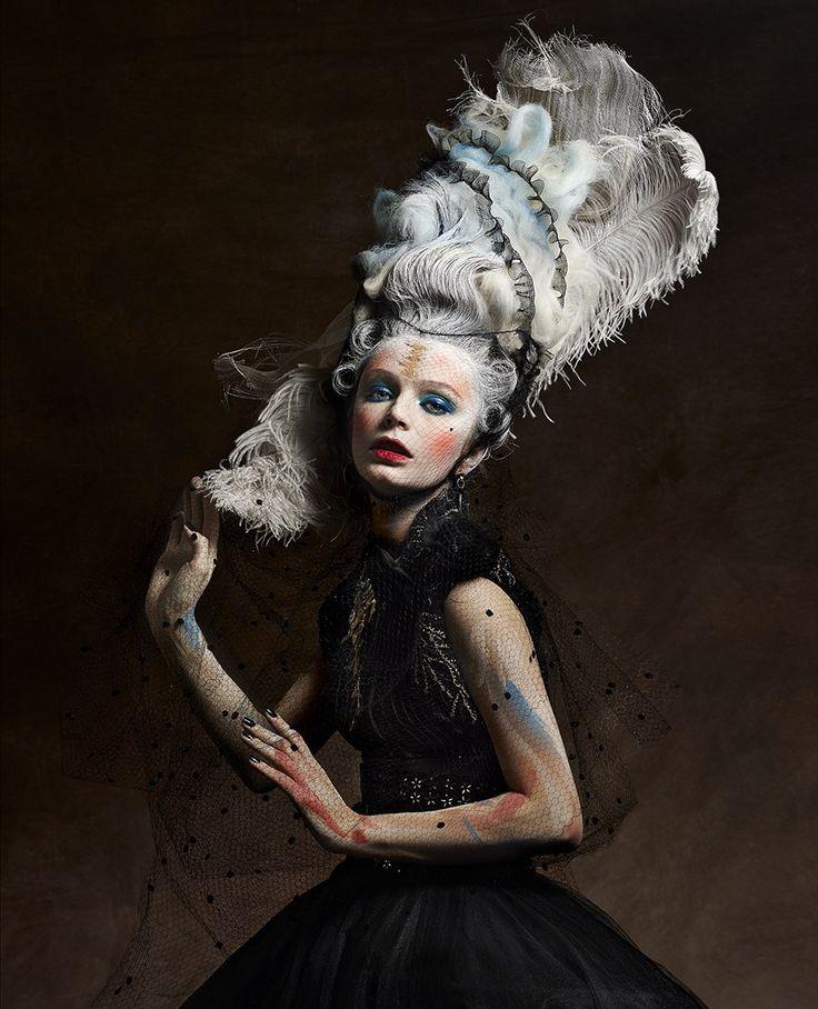 Fashion photography by Vincent Alvarez