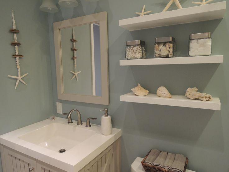Best Our Hawaiian Home Images On Pinterest Beach Room Beach - Beachy bathroom decor for small bathroom ideas