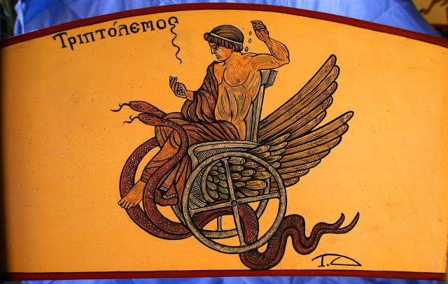 Ο ''ΣΚΟΤΕΙΝΙΑΝΟΣ'' Traditional coffe house MOCHOS HERAKLION....Τριπτόλεμος