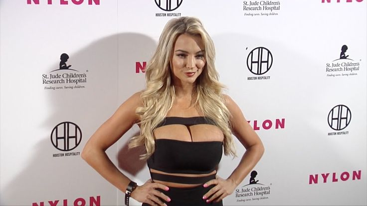 """Lindsey Pelas NYLON """"Muses & Music"""" Grammy Pre-Party Red Carpet in Los A..."""