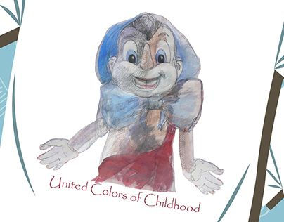 """Check out new work on my @Behance portfolio: """"Project Epson - United Colors of Childhood by Alice CCI"""" http://be.net/gallery/63291433/Project-Epson-United-Colors-of-Childhood-by-Alice-CCI"""