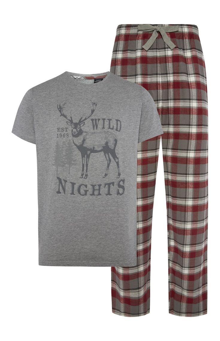 Primark - Pyjamaset Wild Nights