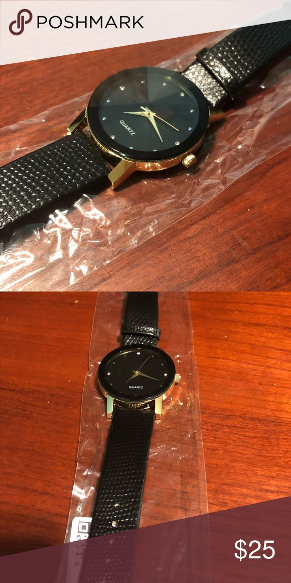 Gold Loretti Watch Brand new  High end Watch Look very nice Accessories Watches