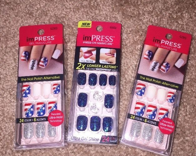 67 best Impress nails images on Pinterest | Acrylic nail designs ...