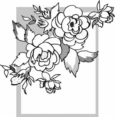 266 best flower pic images on Pinterest | Colouring pages, Adult ...