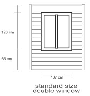 1000+ Ideen zu Standard Window Sizes auf Pinterest | Tür ...
