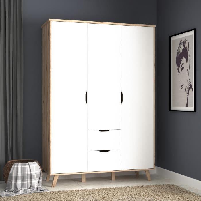 finlandek armoire de chambre vankka
