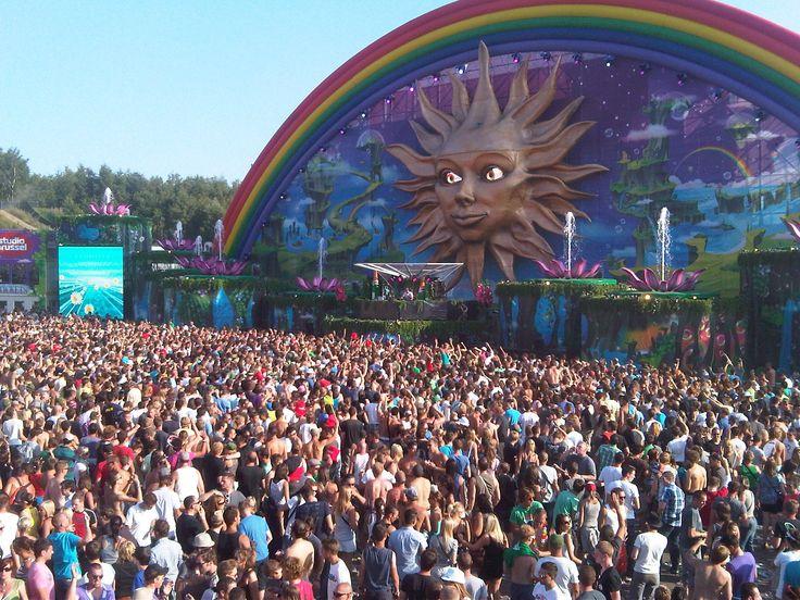 Tomorrowland - July 2012