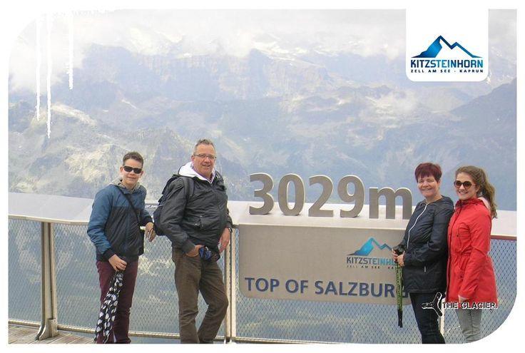 Kitzsteinhorn Photopoints Kitzsteinhorn & Kaprun Gletscher-Skigebiet
