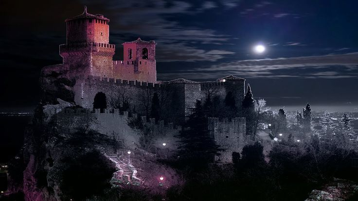 Casanova - San Marino (Instrumental Modern Mix)